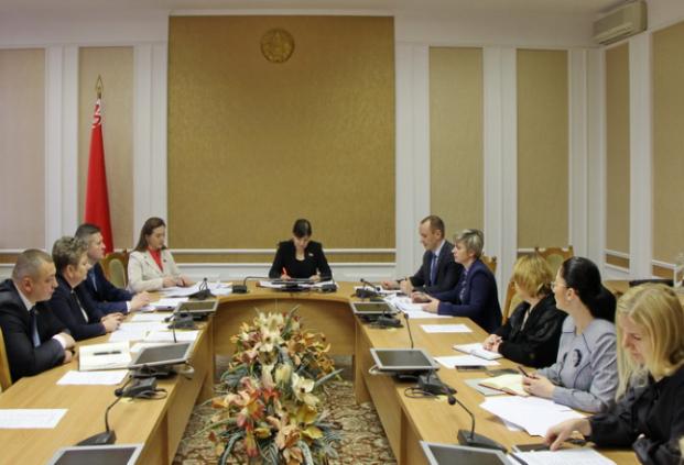 Участие в заседании профильной комиссии